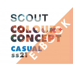 Scout E-BOOK CASUAL Color & Concept S/S 2021