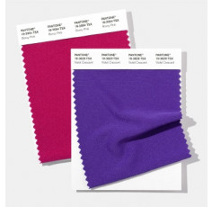 Pantone® Polyester Standard Swatch Card TSX