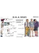 Inmouv Style Lab DNA menswear - S/S 2021