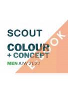 Scout MEN Colour & Concept A/W 2021.22 - EBOOK