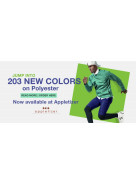 Pantone® Polyester Standard Swatch Card TSX