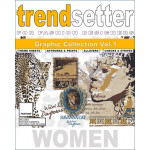 Trendsetter - Women Graphic Collection Vol. 1 + DVD