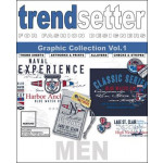 Trendsetter - Men Graphic Collection Vol. 1 + DVD